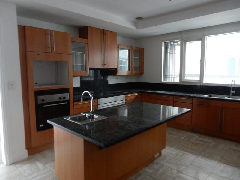 One Roxas Triangle Condo For Rent makati 3 bedrooms - Penthouse