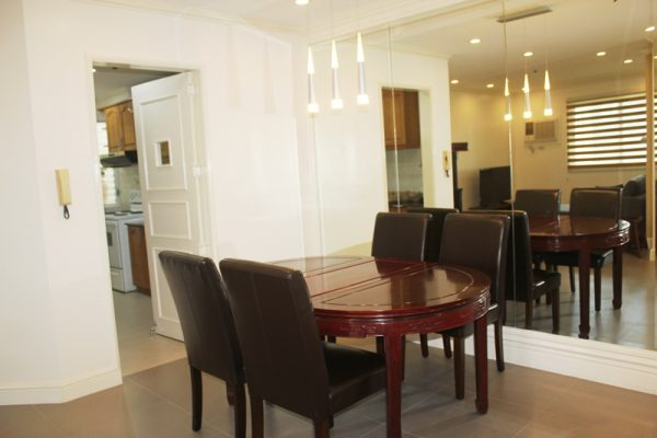 for rent in Makati fully furnished – Manila 2 bedrooms