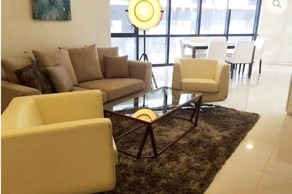 arya residences condo for rent 2 bedrooms apartment Fort Bonifacio BGC fully furnished