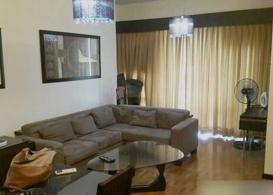 One Legazpi Park 2 bedrooms condo for rent