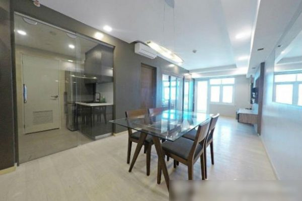 Meranti Two Serendra condo for Lease Rent One Bedroom 1BR BGC