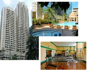 FOR RENT 1BR at Paseo Parkview Suites Salcedo Village, Makati City