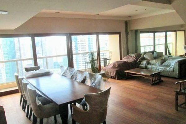 3BR Condo for Sale in Elizabeth Place Salcedo Makati penthouse