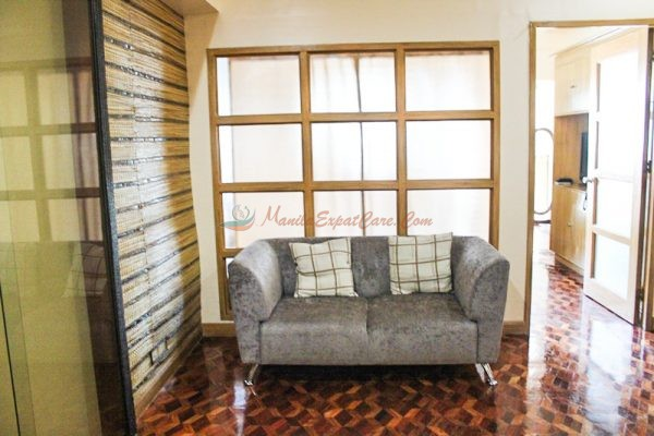 Studio Type furnished At Legaspi Village Makati Condo rent