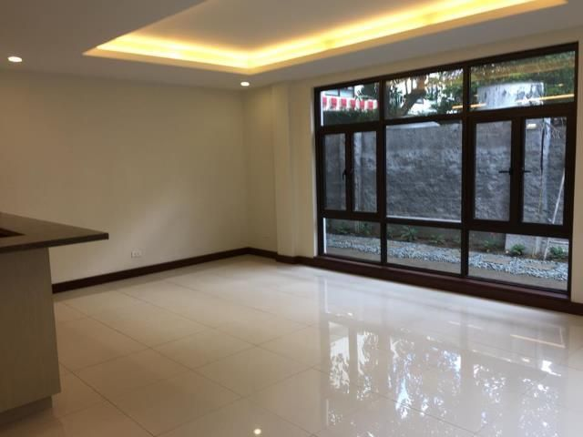Brand new house for rent in San Lorenzo Village - Makati