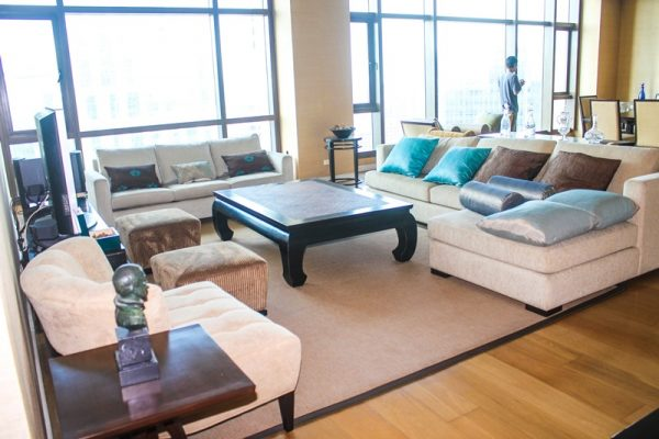 Shang Grand Tower: 3 bedroom condo FOR SALE near Greenbelt