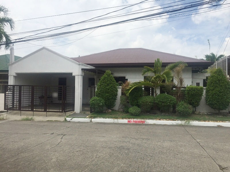 Paranaque City house and lot for rent, Tahanan Village