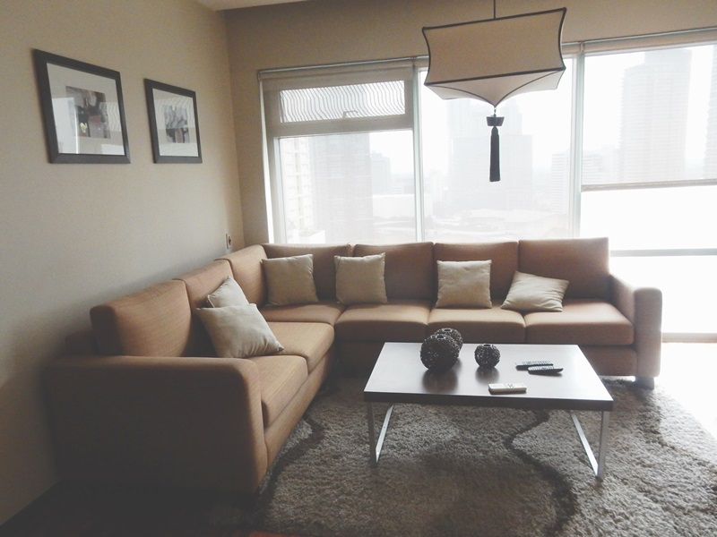 Condo For Rent In Ayala Makati 1 br condo fully furnished