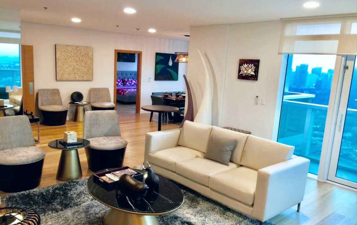 Park Terraces Makati Condo For Rent, new condo near malls