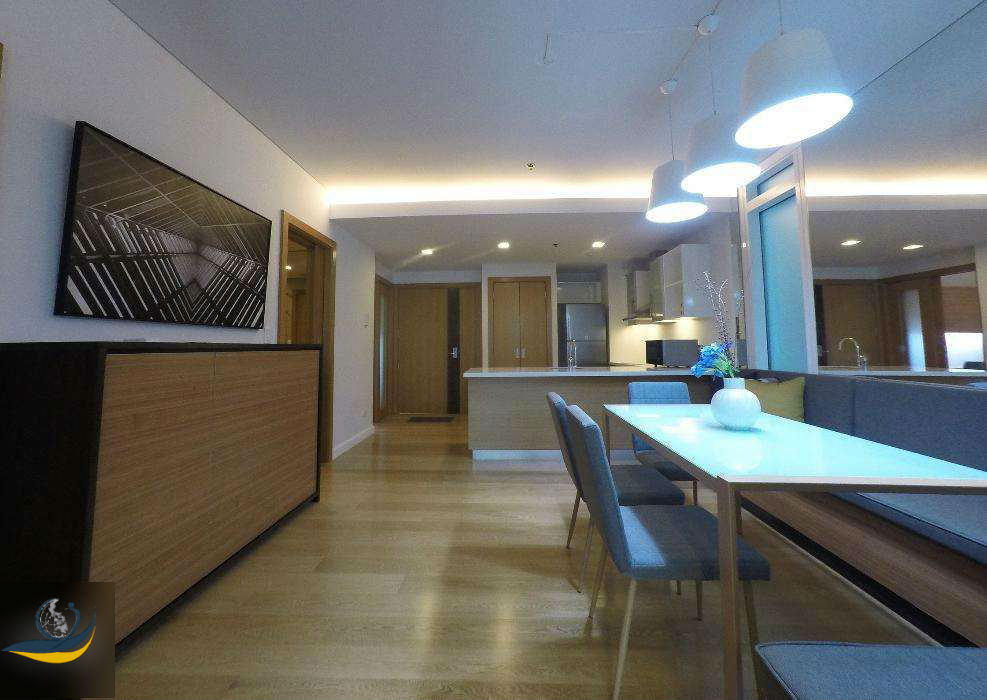 For SALE PARK TERRACES Point 1BR Special Unit condo Makati