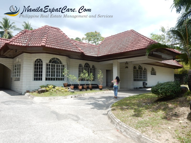 Forbes Park House for Rent – Makati Homes for Lease with pool, Metro Manila