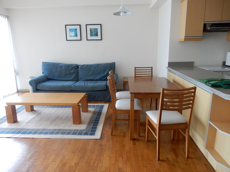 Makati Apartments & Condos For Rent 1bedroom fully furnished