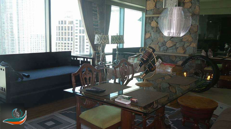 Makati one bedroom apartment for rent modern furnished