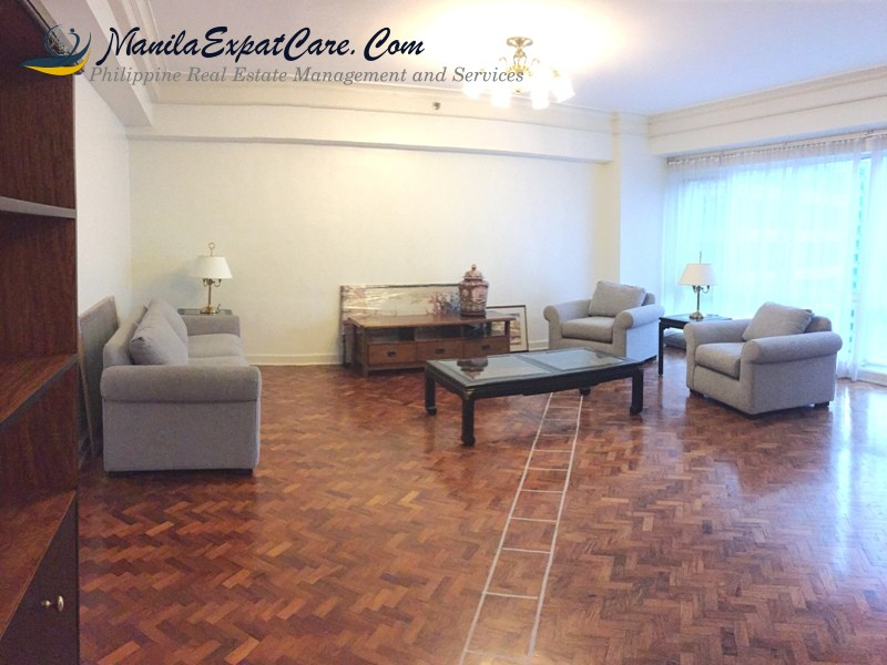 2 Bedroom Condo For Rent in Salcedo Village , Makati City fully furnished