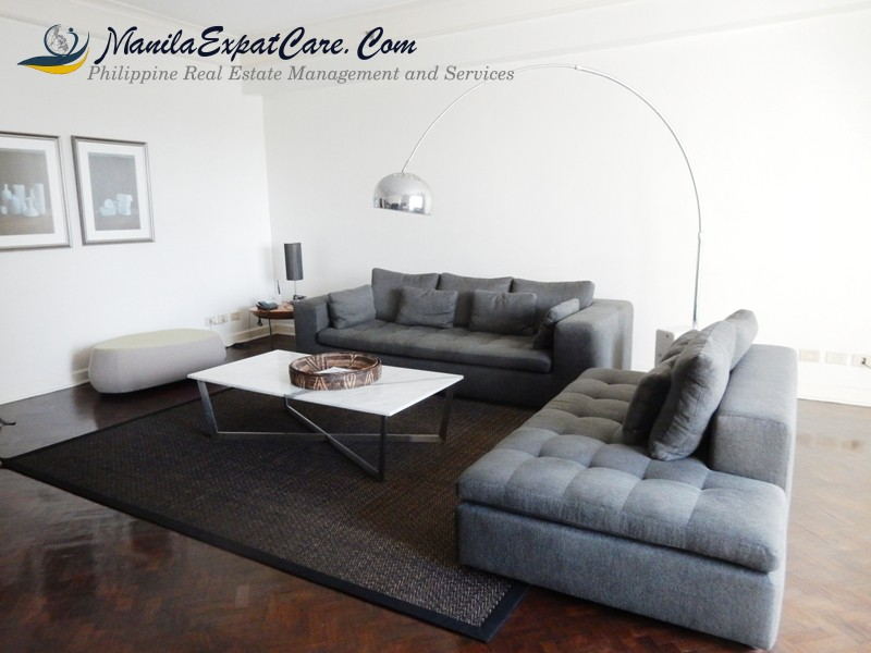 2Bedrooms Condo For rent furnished Three salcedo place - Salcedo makati