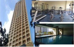 Elizabeth Plaace Salcedo Village Makati City condo for rent and for sale