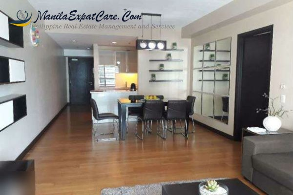 The Residences At Greenbelt Apartment & Condo Rentals 1BR