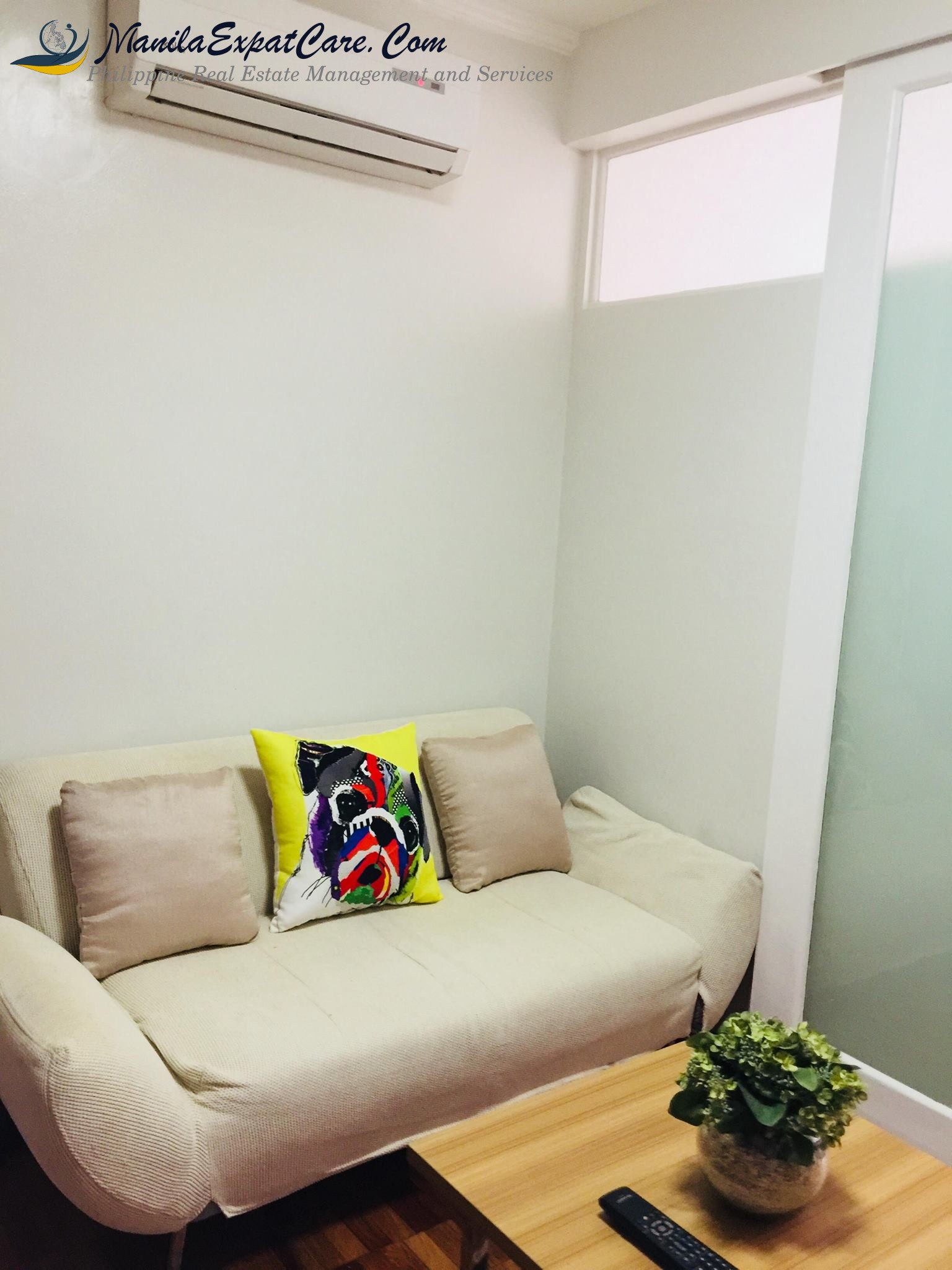 FOR RENT: 1 BR UNIT at CLASSICA ONE BEDROOM CONDO