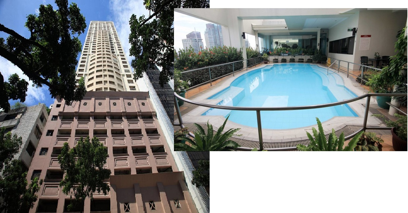 BSA Tower Apartment Greenbelt Condo Rentals - 1 bedroom furnished
