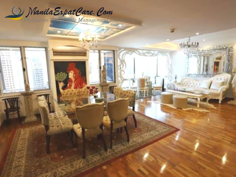 Salcedo Village 2 bedrooms condo for sale - Easton Place Makati