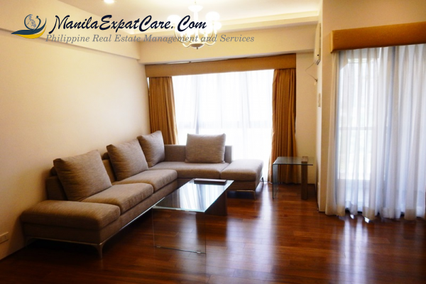 Fully furnished 1 bedroom condo for rent makati- Greenbelt