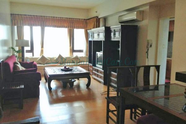 2 Bedroom for lease at The Shang Grand Tower, Makati