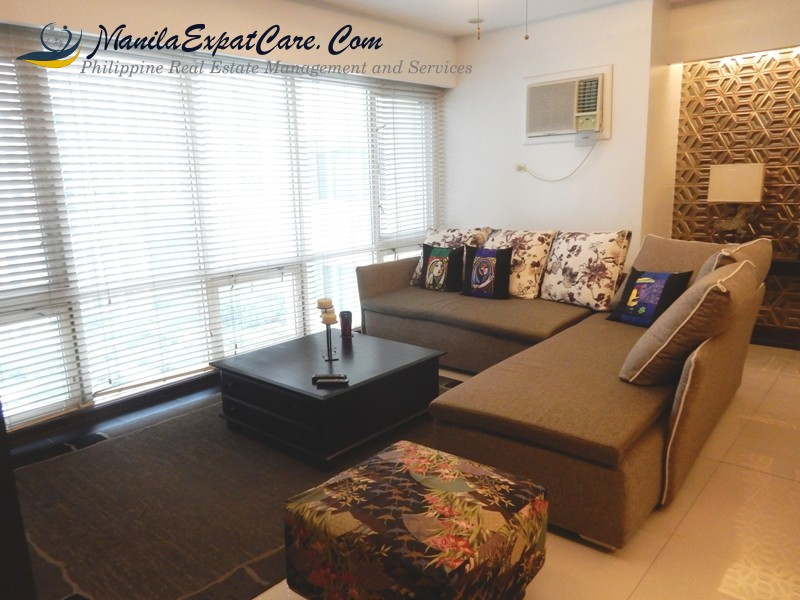 3 Salcedo Place 3bedrooms condo for rent fully furnished - Makati