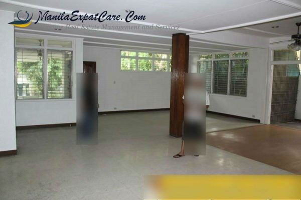 HOUSE AND LOT FOR RENT IN BELAIR VILLAGE MAKATI CITY
