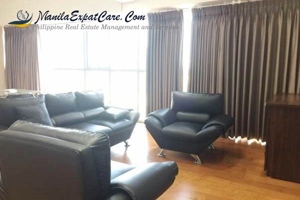 Eton Residences 3 bedrooms condo for rent – Legaspi Village, Makati