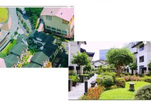 Makati Townhouse for Rent in Greenbelt 3 bedroom Legaspi Village