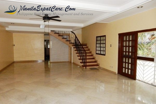 House for Rent in Makati – Rent Homes – Belair House and Lot