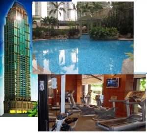 Shang Grand For Sale 2 Bedroom Spacious Deluxe Condominium