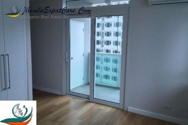 Park Terraces – 1 Bedroom for lease, unfurnished condo, Makati