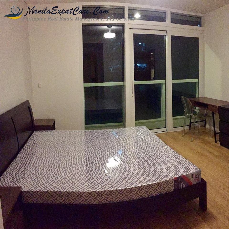 1 Bedroom for Rent in Park Terraces, Makati - Glorietta