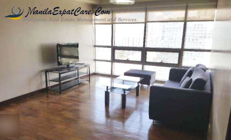 Residences Greenbelt for LEASE 2 BR Laguna Tower Company