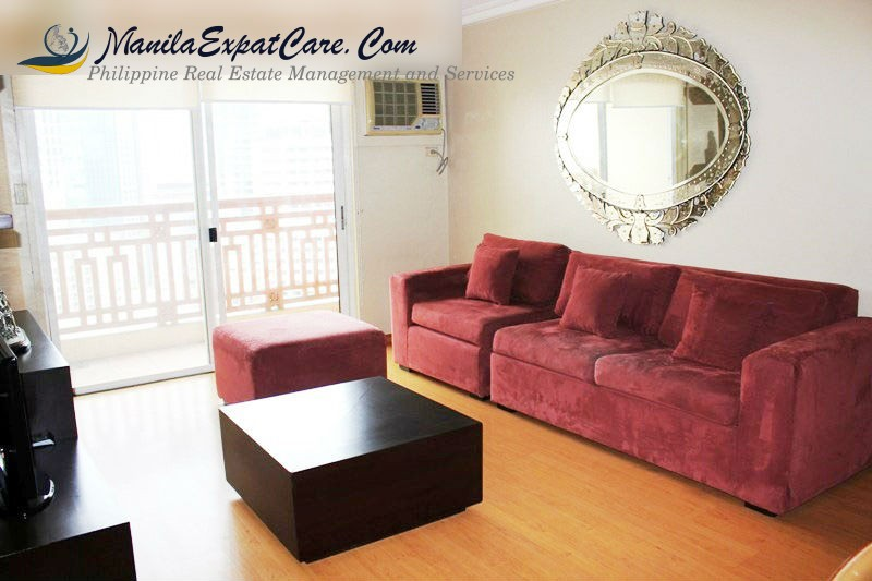 Condominiums for Rent in Salcedo Village, Makati - 1 bedroom