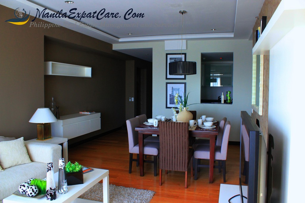 2 Bedroom Fully Furnished The Residences At Greenbelt Makati