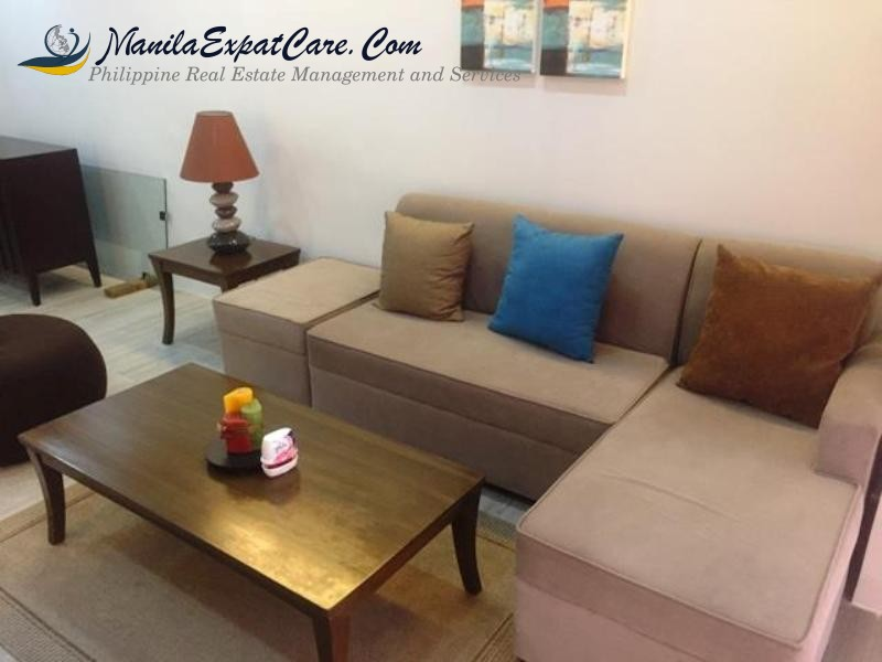 For Lease Two Serendra Encino 2 Bedrooms condominium Fort Bonifacio