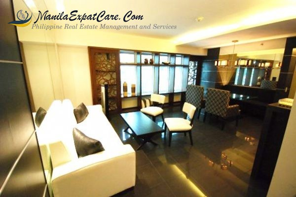 interior designed fully furnished, 3br, w/ 1parking at Two Serendra