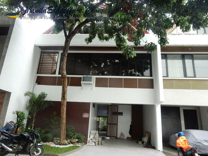 Ecology village Properties for rent -House and lot, Makati City