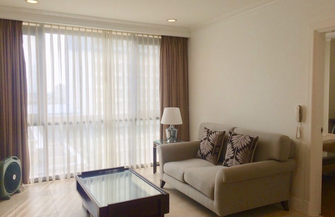 Greenbelt 1 bedroom condo for rent in Legaspi, Makati fully furnished
