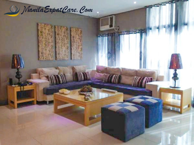 The Luxe Residences modern 2 BEDROOMS condo for rent Fortbonifacio BGC