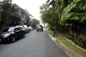 Ecology Village for lease 2 bedrooms townhouse in makati