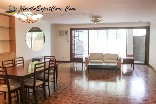 Ecology village Properties for rent – 3 Bedroom House Makati City
