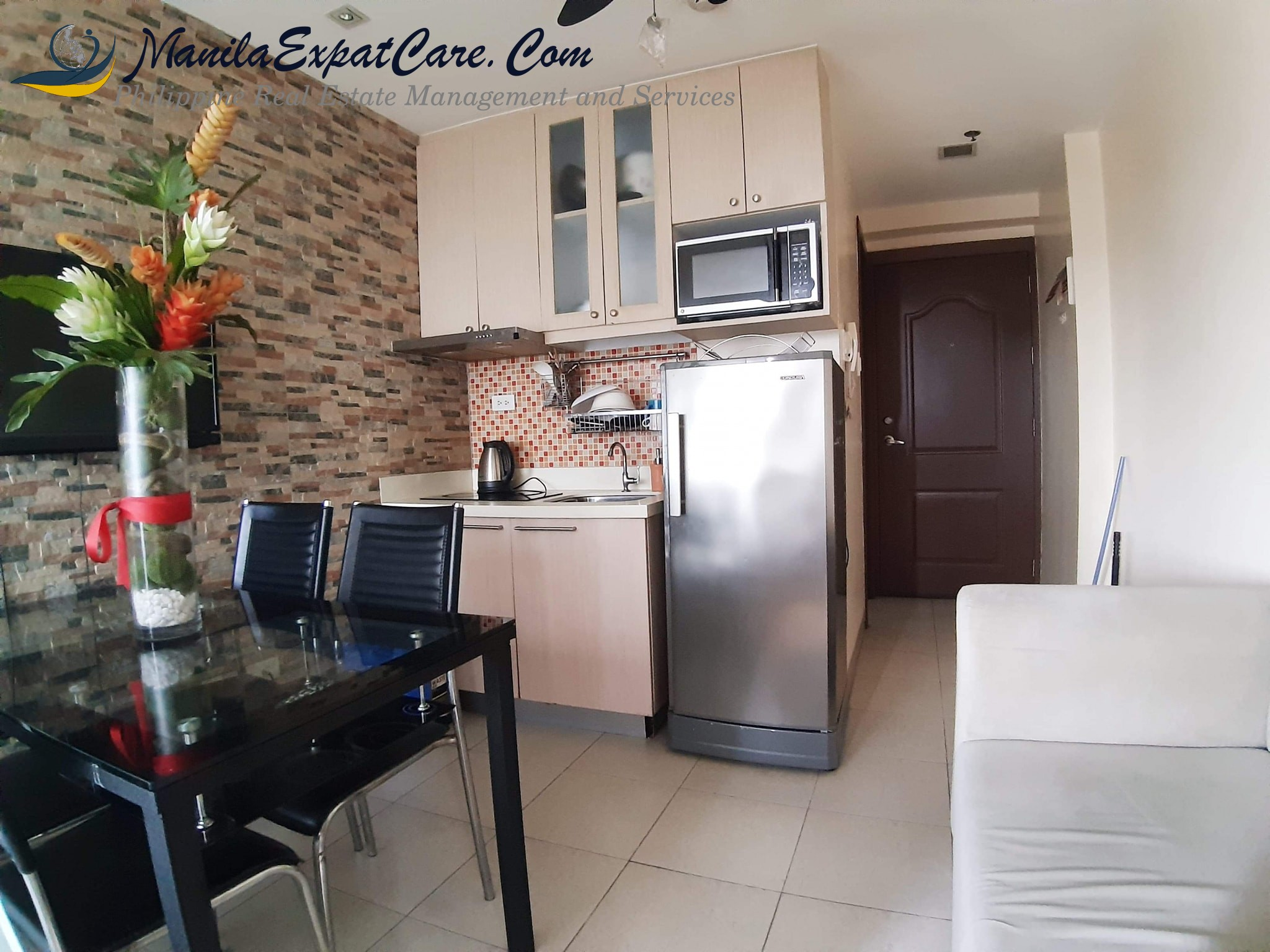 Ridgewood Towers studio condo for rent, Mckinley Hills BGC, Taguig City