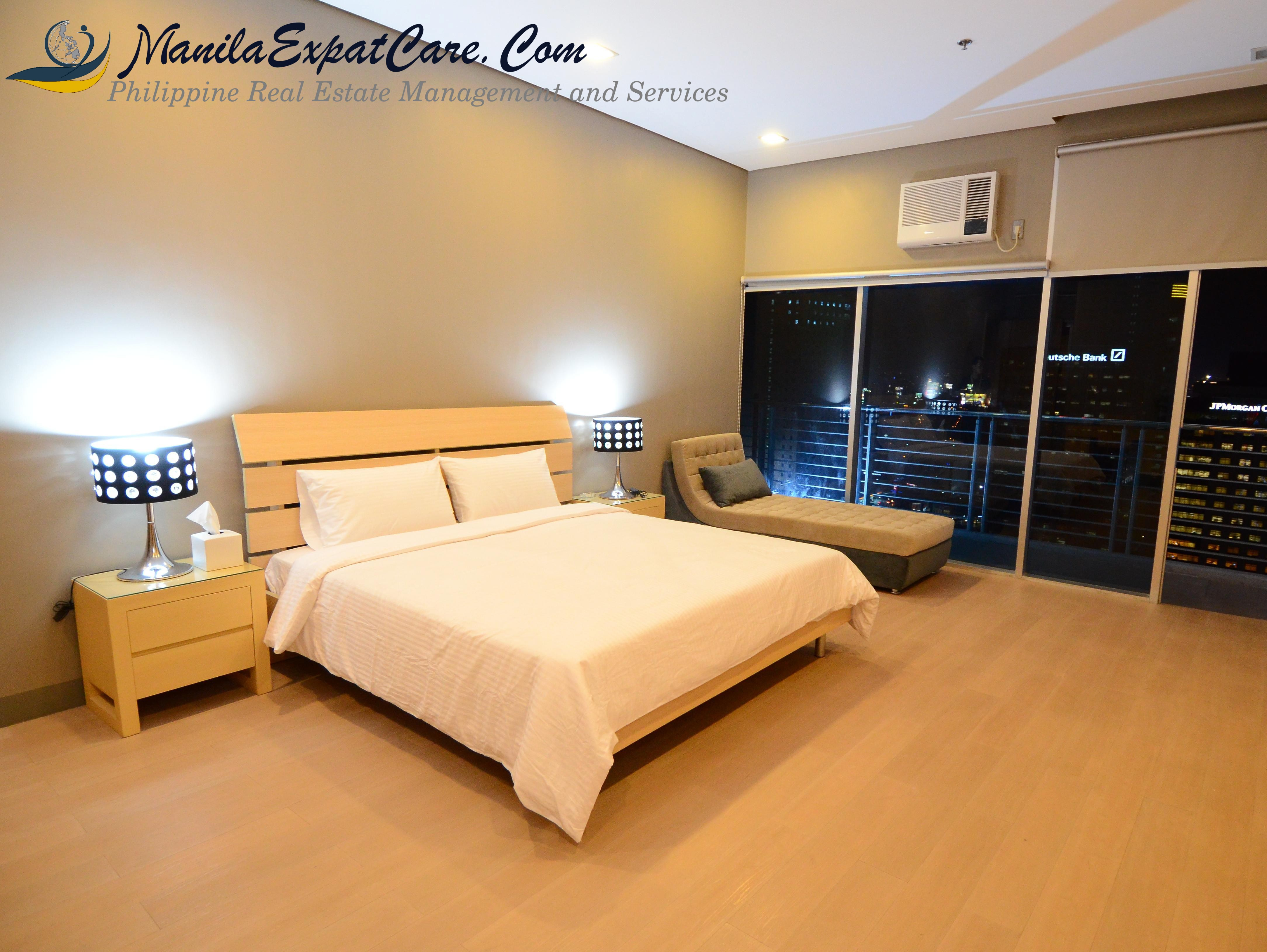 Three Bedrooms condo for Rent in Taguig BGC - The Luxe Residences
