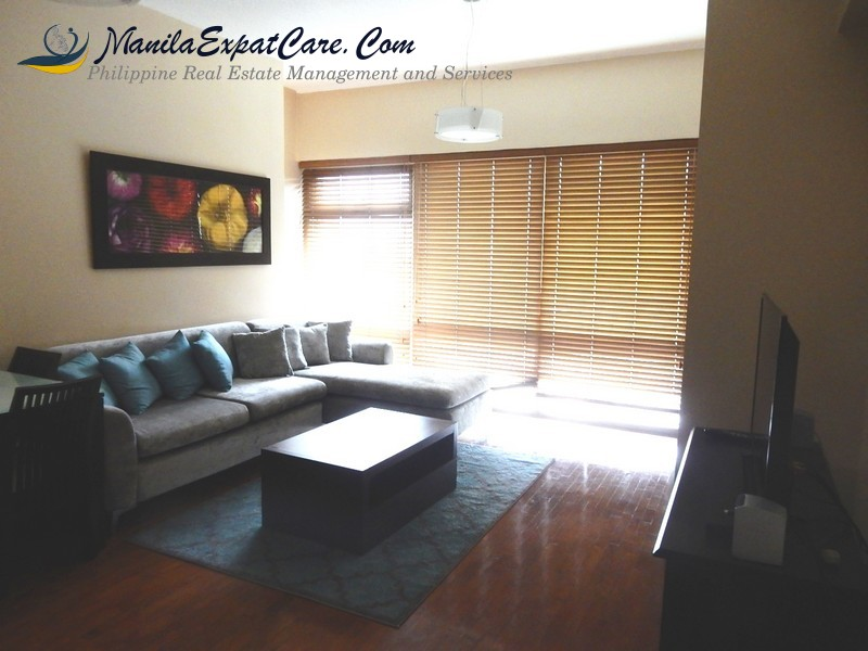 One legaspi park - 2 Bedroom Condominium in Legaspi Village, Makati City