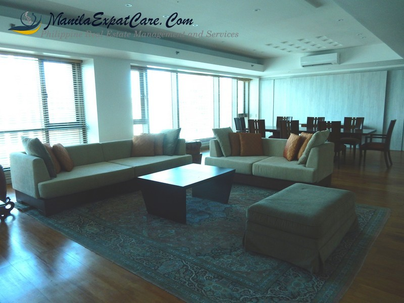 The Shang grand tower 3 Bedrooms condo for sale - Makati