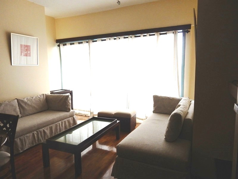 One Legaspi Park Condominium 2 Bedroom for rent in Legaspi Village