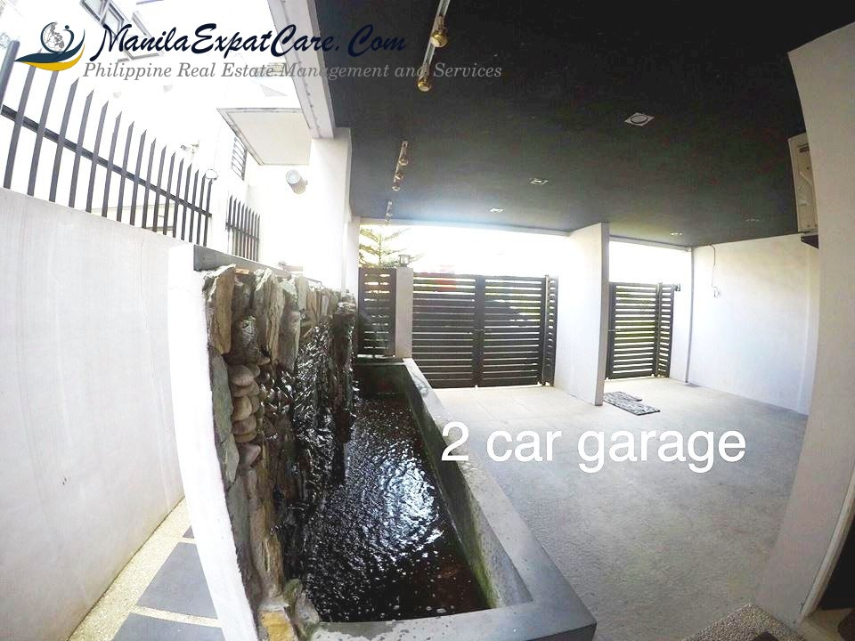 Quezon city 4 storey house and lot for sale fully furnished, Manila